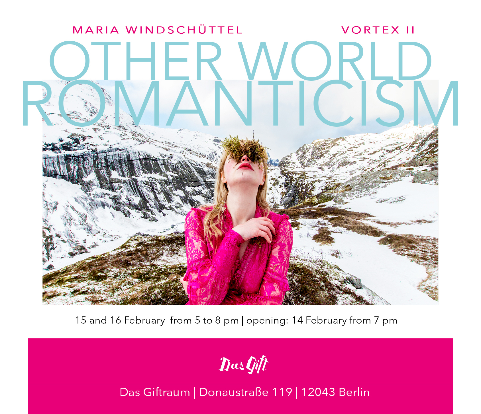 Other World Romanticism Flyer Maria Windschüttel